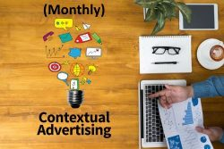 Contextual Ads Monthly