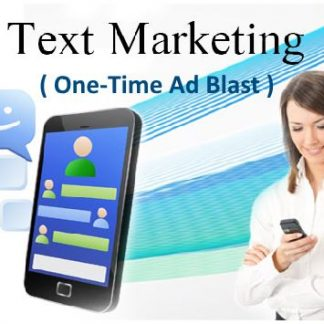 One-Time-SMS-Text-Ad-Blast