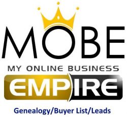 Mobe Genealogy List