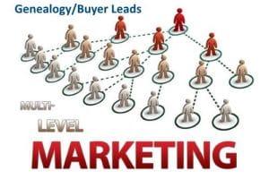 MLM Genealogy Leads