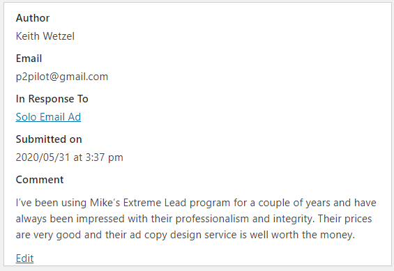 Been Using Extreme Lead Program For Years Always Impressed