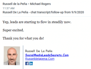 Extreme Lead Program - Solo Email Ad Review - Leads Are Starting To Flow In Steadily Now Thank You