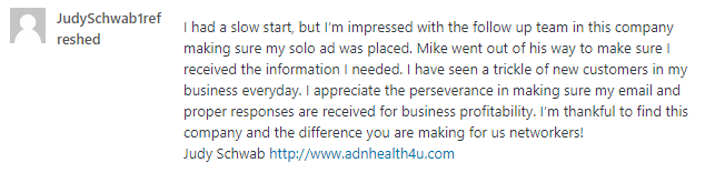 Extreme Lead Program - Solo Email Ad Review - Trickle Of Customers