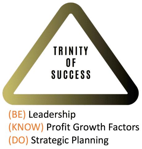 Strategic Success Program - Trinity Of Success