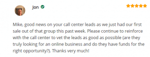 Extreme Lead Program Complete Lead Solution Review - Had Our First Sale This Week - Thank You Very Much