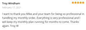 Extreme Lead Program Monthly Solo Email Ad Reviews - Very Professional - Will Keep Ordering