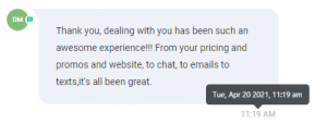 Dealing with Extreme Lead Program has been an awesome experience from pricing promo website, chat, emails, it's all been great